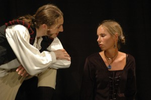 Shakespeare and his dark Lady
